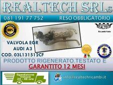 VALVOLA EGR AUDI A3 cod. 03L131512CF
