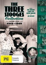 The Three Stooges Collection Volume 8 - 1955-1959 :(DVD, 3-Disc Set) BRAND NEW