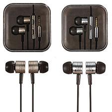 Original New PISTON Earphone Headset Remote+Mic for Xiaomi MI3 MI4 2S 2A HM Gold