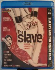 The Slave Blu-ray/DVD Combo (2014 - Mondo Macabro - OOP)
