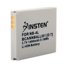 new BATTERY FOR CANON POWERSHOT TX1 SD750 SD1000 NB-4L