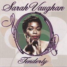 Sarah Vaughan 'Tenderly' CD (2005) soul  blues