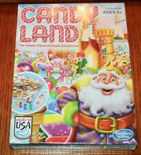 New Factory Sealed CANDY LAND Board Game by Hasbro 2014