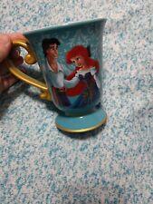 New Disney Designer Fairytale Couple Collection Ariel/Eric Mug PRINCESS TEA CUP