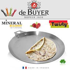 De Buyer-Minérale B Elément-Crêpes poêle 26 CM