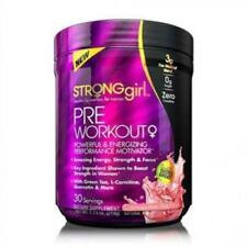 Strong Girl Womens Pre-Workout Cosmopolitan Fruit Punch 219g