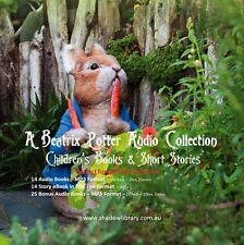 CD - Beatrix Potter Audio Collection - 14 Audio Files + 25 Bonus Audios-PDF's