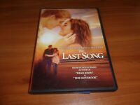 The Last Song (DVD, Widescreen 2010)