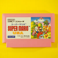 Super Mario USA (Nintendo Famicom FC NES, 1992) Japan Import