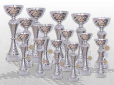 14er Pokalserie Pokale Skylon mit Gravur und Emblem günstig kaufen Pokale silber