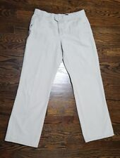 Women's American Eagle Khaki Pants Size 6 Regular RN 54485 100% Cotton