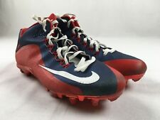 Nike Alpha Promo - Red/Blue Cleats (Men's 13.5) - Used