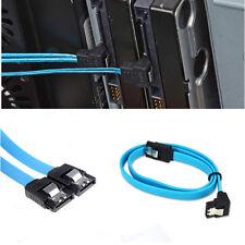 SATA 3 to S-ATA III High Speed 6GB Data Cable New 45cm Straight S-ATA CAA