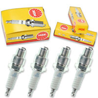 4 pcs NGK Standard Spark Plugs for 1973-1974 Volkswagen Thing 1.6L H4 - ie