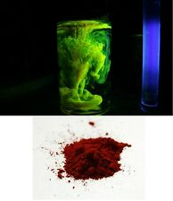 20g fluorescein powder used carp fishing tackle drain water tracing dye