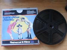 Super 8mm sound 1x600 LITTLE MISS MARKER. Julie Andrews classic.