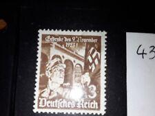 DR 1935 SG 595a horizontal ribbed gum,, mint no gum