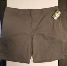 NWT Champion Men's 40W Golf Cargo Shorts Gray Media Pocket