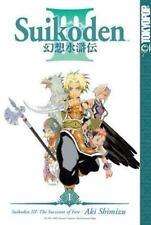 Suikoden III: The Successor of Fate, Vol. 1 (Suikoden III) Aki Shimizu Paperbac