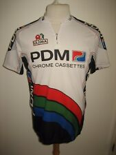 PDM Concorde vintage 80's Holland jersey shirt cycling maillot trikot size XL