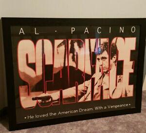 SCARFACE - Al Pacino - Print 36 x 26 in (91 x 66 cm)