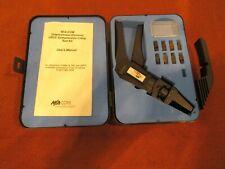 Omni Spectra M/A-Com Oscc Compression Crimp Tool Kit 8 Attachments
