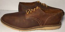 Red Wing® 3303 Weekender Oxford Brown Leather Shoes Men's Size 12