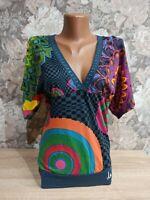 Desigual Women's blouse size M multicolor