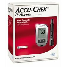 Accu-Chek Performa Glucometer Diabetic Kit with 10 Test Strip Free