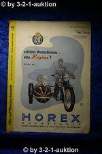 Auto und Motorrad Zeitschrift Nr. 47-48/50  30.11.1950 Der Auto Markt