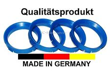 4x Zentrierringe 66,6 x 57,1 Mercedes Benz Audi VW MIM SEAT Made in Germany