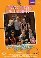 Two Pints Of Lager and A Packet Of Crisps - Series 8 [DVD][Region 2]