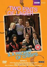 Two Pints Of Lager and A Packet Of Crisps  Series 8 [DVD]