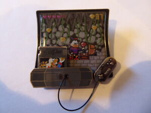 Disney Trading Pins Kingdom Consoles Scrooge McDuck Duck Tales