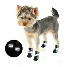 Strap Anti-Slip Socks Adjustable Waterproof Dog Shoes Protectors Paw Dog Boots
