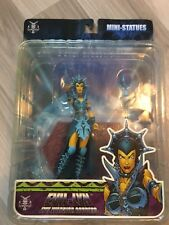 Masters of the Universe - Evil-Lyn gelb classic - Neca Staction Motu 200x MOC