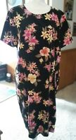 """Kathie Lee Collection Size XL (16/18) Multi-color New No Tags. 23"""" Bust 37"""" Long"""
