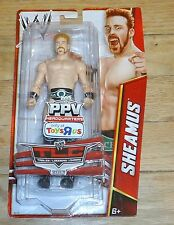 2013 WWE WWF Mattel Sheamus Wrestling Figure MOC TLC Series Toys R Us TRU