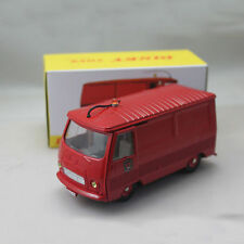 RARE DINKY TOYS PEUGEOT J7 FIRE TRUCK MINT IN BOX