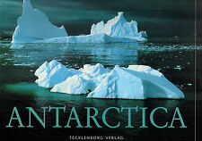 Weyer, Antarctica, Vorwort v. Arved Fuchs, Antarktis Südpol, Tecklenborg EA 1998