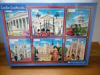 London England UK Landmarks Jigsaw Puzzle NEW SEALED 1000
