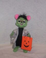 Annalee Trick or Treat Frankenstein Mouse - New with Tag - 300714