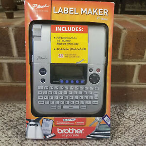 Brother P-Touch PT-1830sc Label Maker NEW