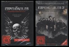 DVD THE EXPENDABLES 1 + 2 - EXTENDED DIRECTORS CUT + UNCUT EDITION - JET LI *NEU