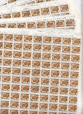 Hongrie MAGYAR Posta 11 feuilles Taxe obliterateur mandat poste 1973  20 ft