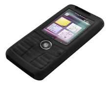 NEW Black Silicone Case Skin for Sony Ericsson G700 UK