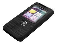 NEW Black Silicone Case Skin for Sony Ericsson G700 UK