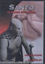 SEALED - SANTO EN EL HOTEL DE LA MUERTE (1963) NEW DVD
