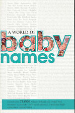 A World of Baby Names by Hinkler Book Distributors (Paperback, 2006)