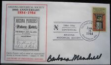 Barbara Mandrell - Country Singer - Autographed Commemorative Cover - NM